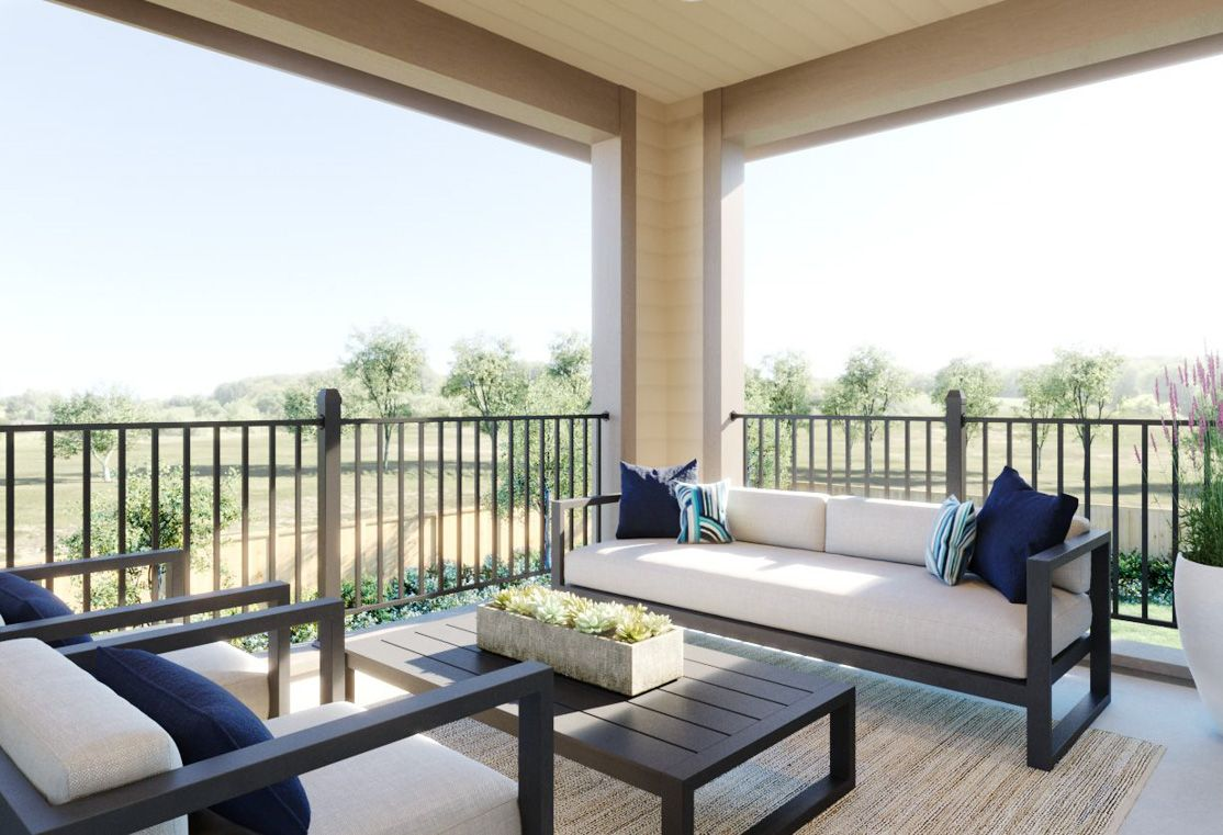 Exterior:Residence 4502 | Indoor/Outdoor Living