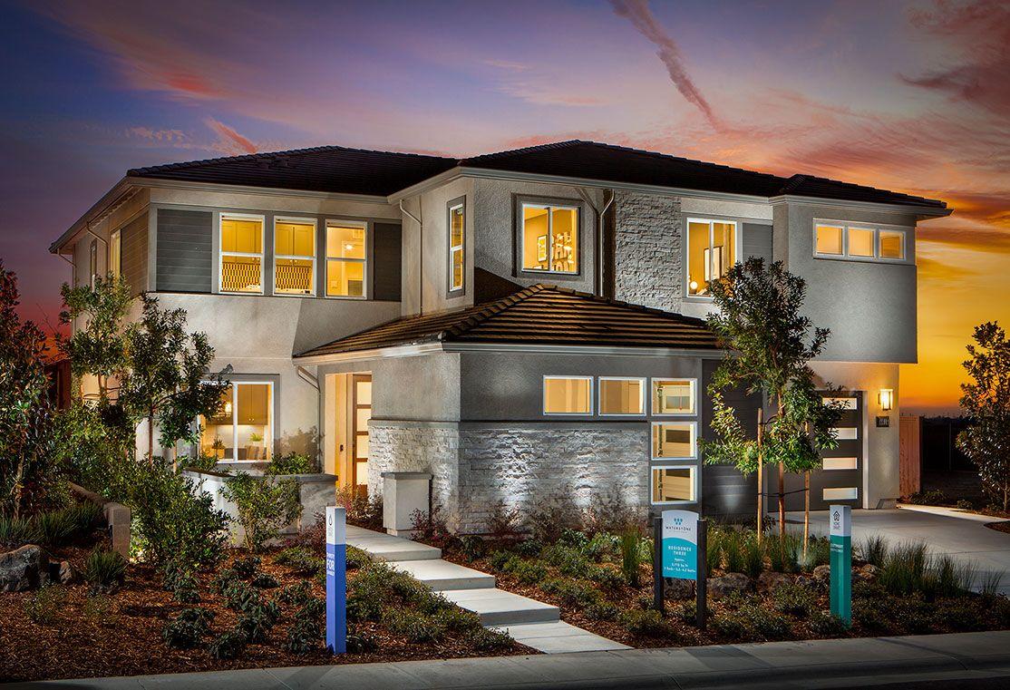 Exterior:Residence 3: Modern Prairie