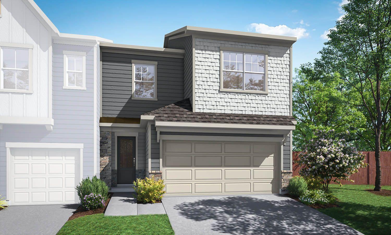 Exterior:Ashburn Plan 5 | Preliminary Rendering