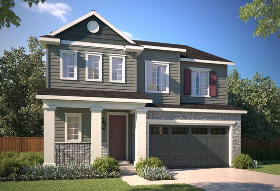 Exterior:Residence 3504 | Classic Style Exterior