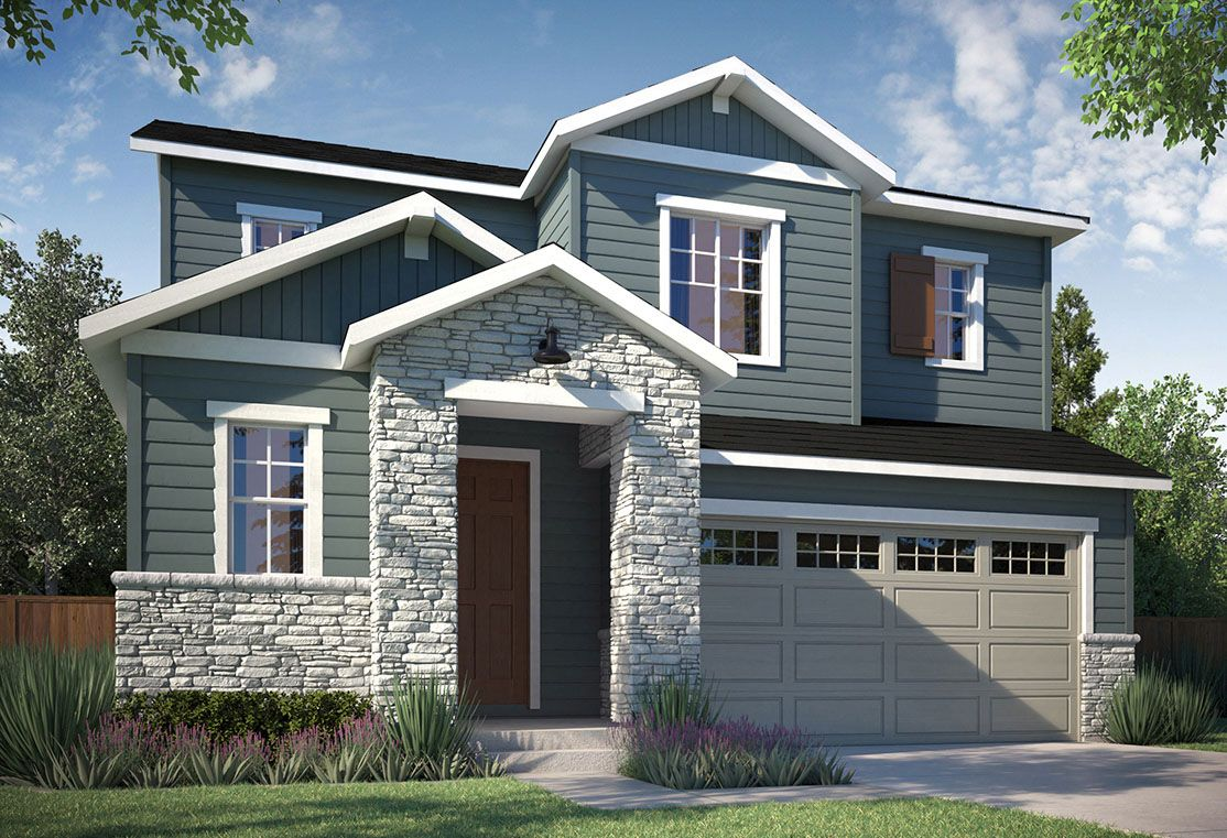 Residence 3501 | Homestead Style Exterior