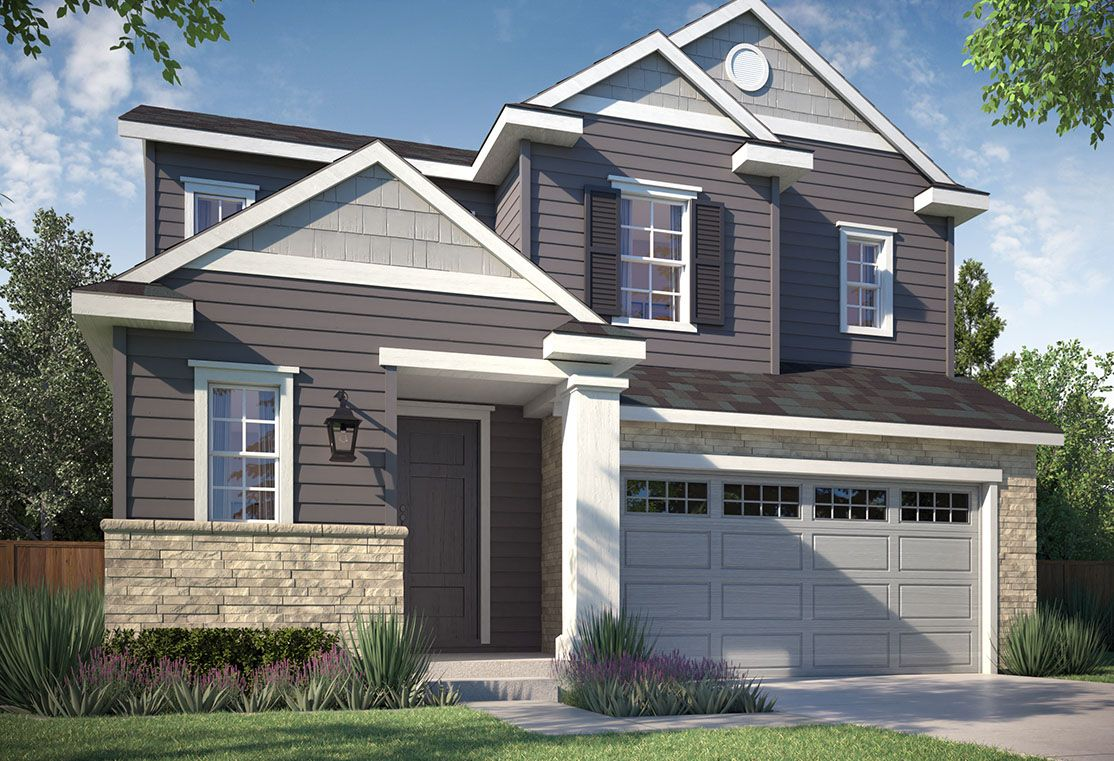 Exterior:Residence 3501 | Classic Style Exterior