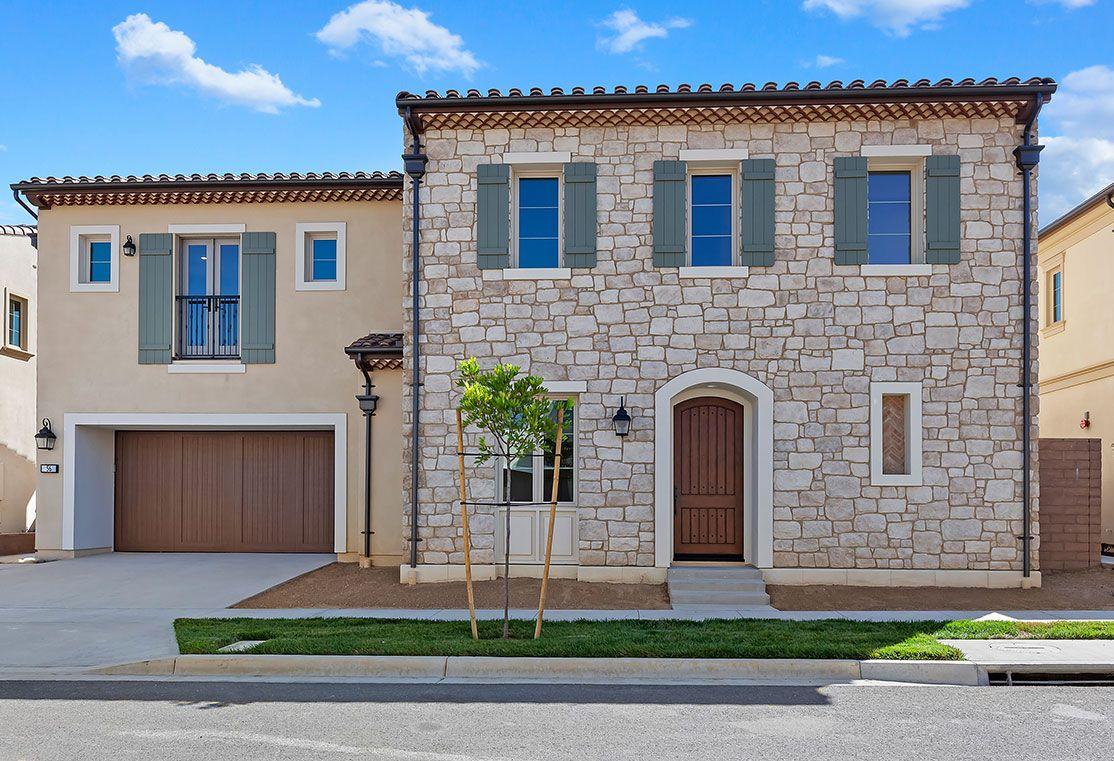 Exterior:Varenna Homesite 58 - Exterior
