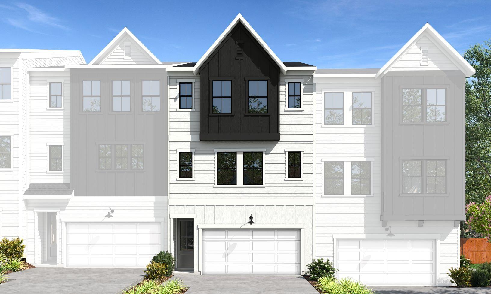 Residence 1 Rendering- Waterside