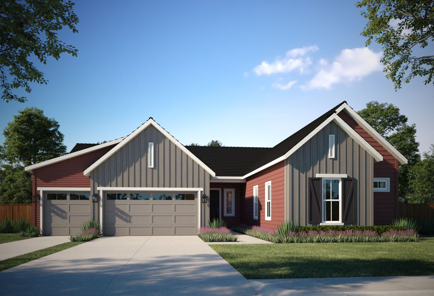 Residence 5801 A | More Exterior Choices Coming Soon
