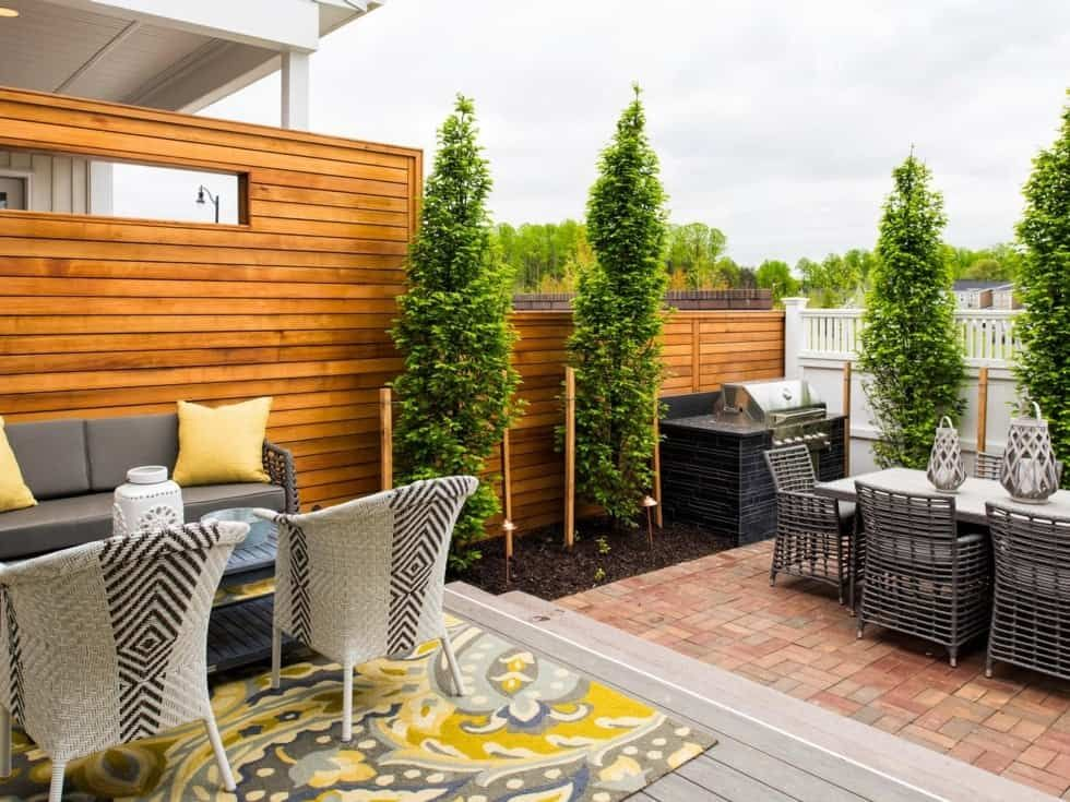 The Fairwinds:The Fairwinds - Outdoor Living