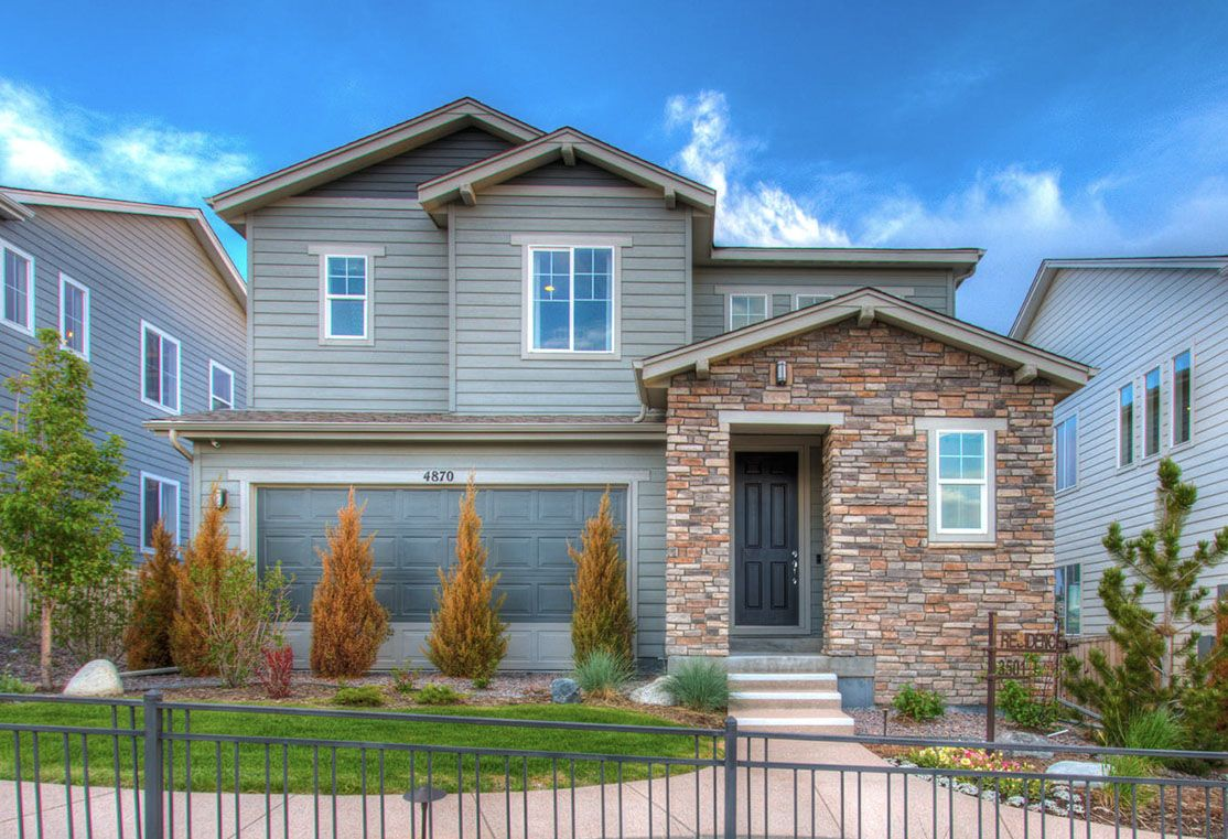 Example of Residence 3501 |  Homestead Exterior