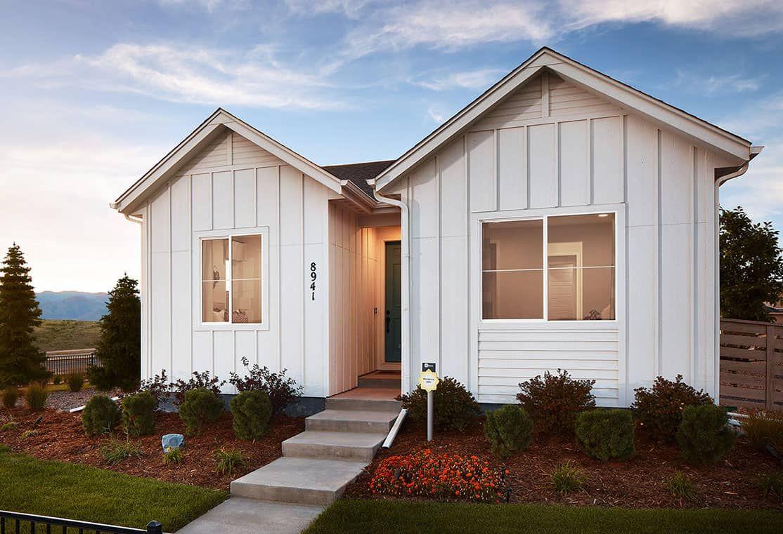 Plan 2801 Model Home | Colorado Farmhouse