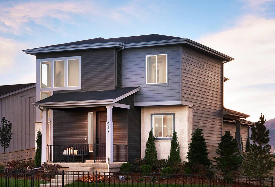 Plan 2803 Model Home | Modern Prairie