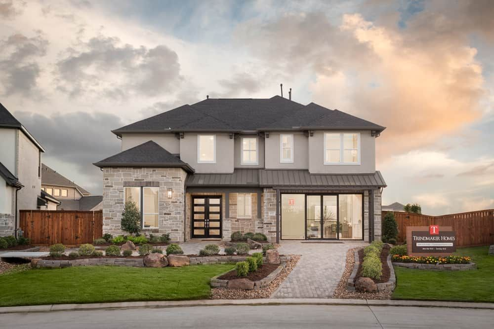 Representative Only | Windsor Model Home | Elevati:Representative Only | Windsor Model Home | Elevation C