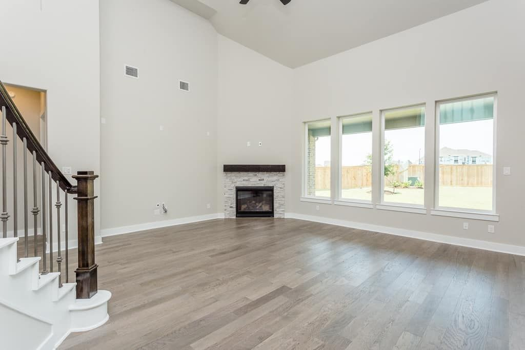 Representative Only | Messina Plan | Family Room