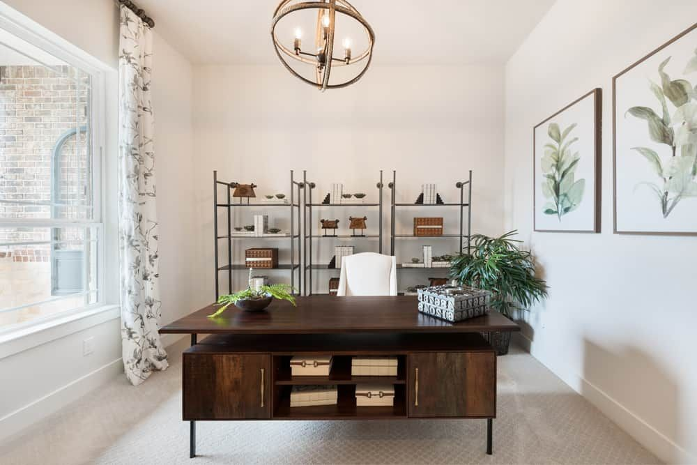 Representative Only | Barstow Model Home | Study