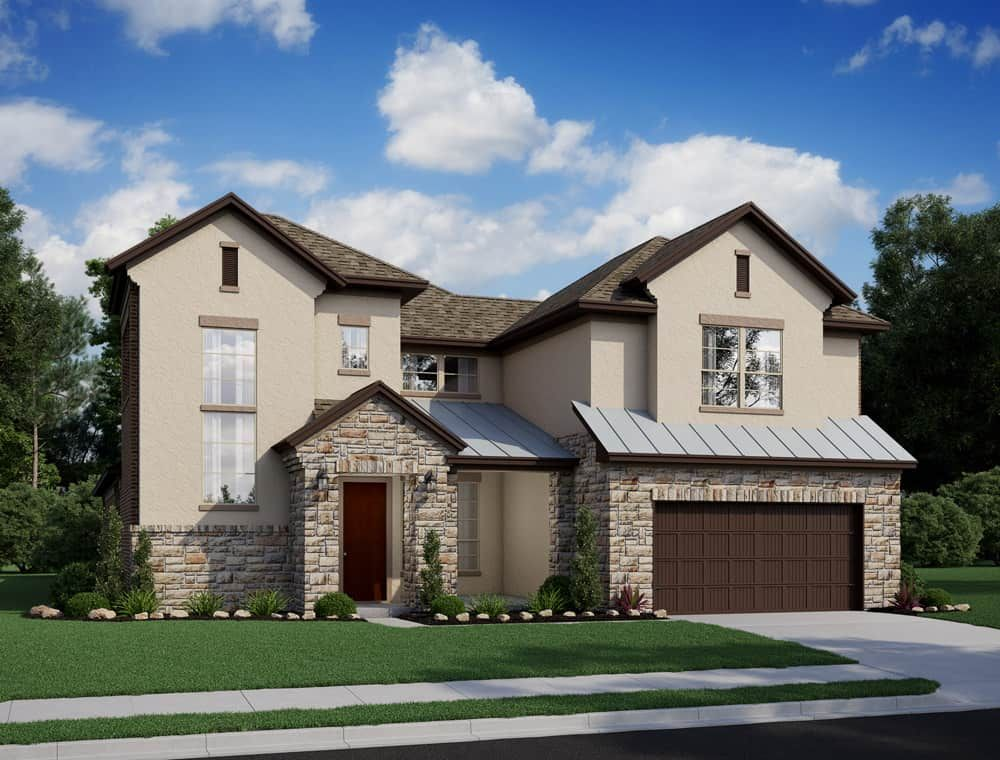 Fairview | Elevation S