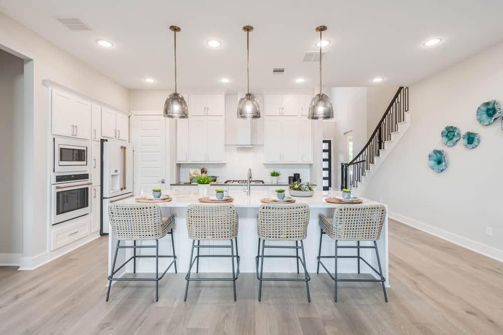 Representative Only | Windsor Plan | Kitchen