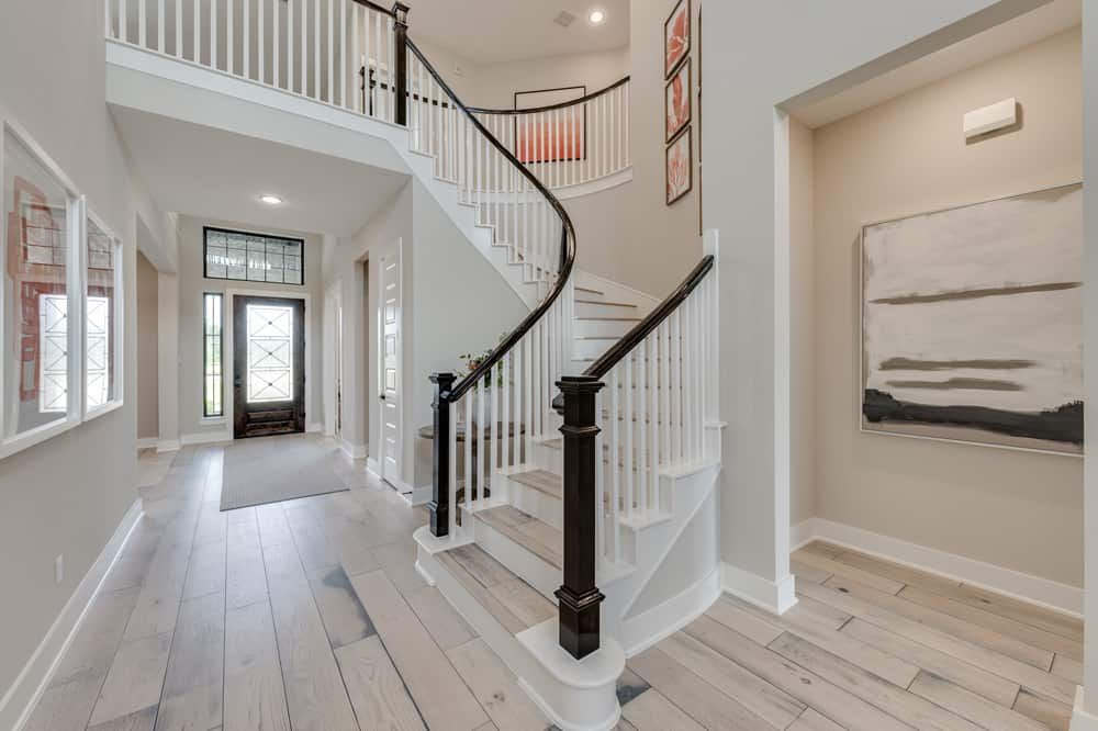 Representative Only | Bogata Model Home | Foyer