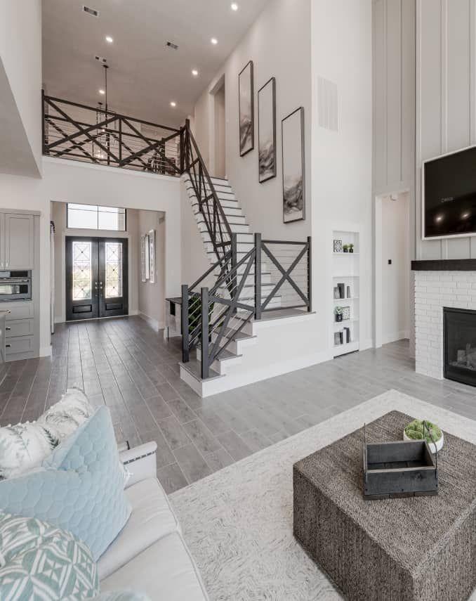 Representative Only | Burton Model Home:Representative Only | Burton Model Home | Foyer