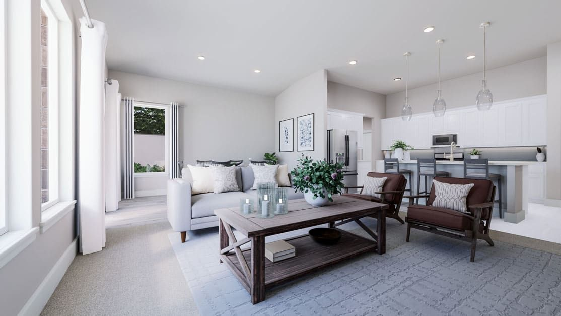 Great Room:Ava Floor Plan