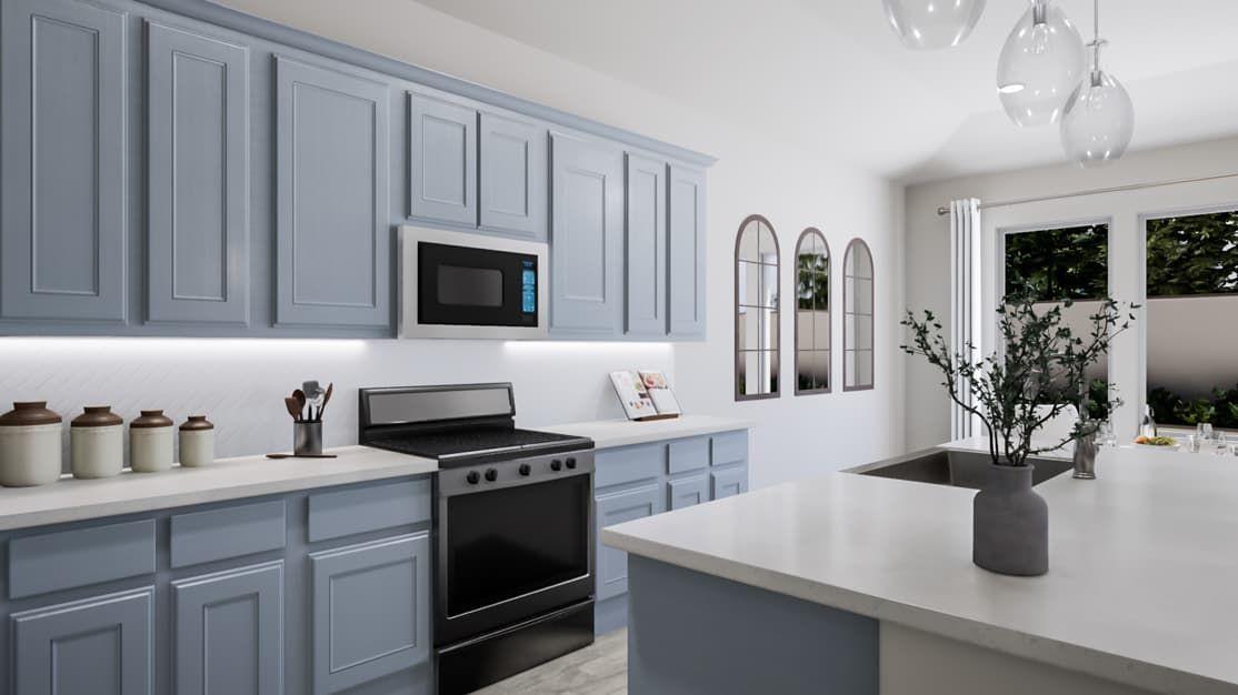 Kitchen:Bryson Floor Plan