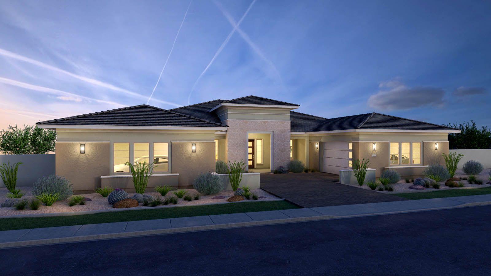 MH-residence-Domaine-78-3-R-Residence-3-D-DUSK:Desert Elevation