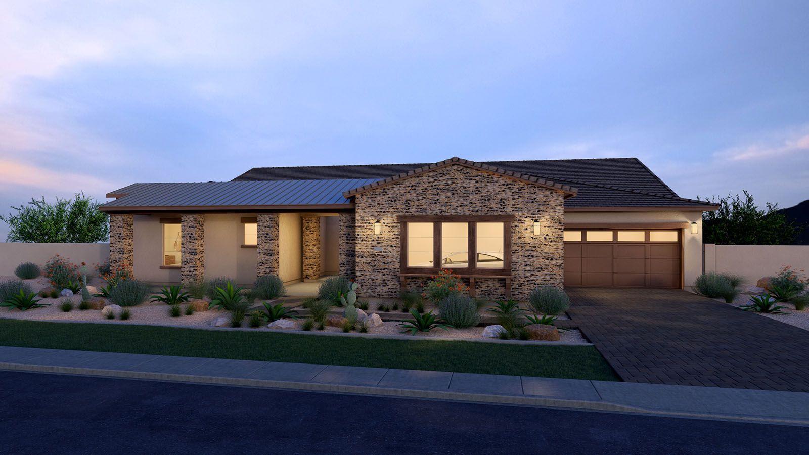 MH-residence-Domaine-78-2-C-DUSK-R:Ranch Elevation
