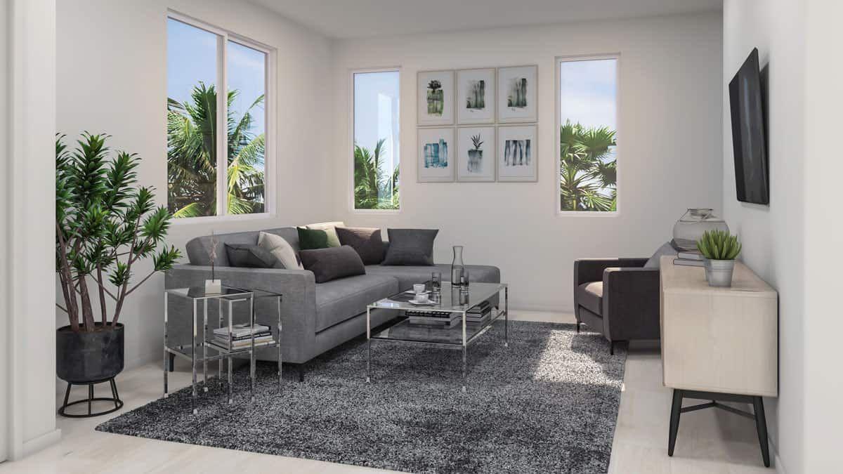 Plan 2 - Great Room