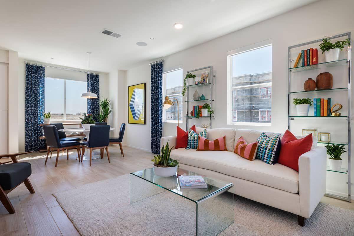 Plan 1 - Great Room