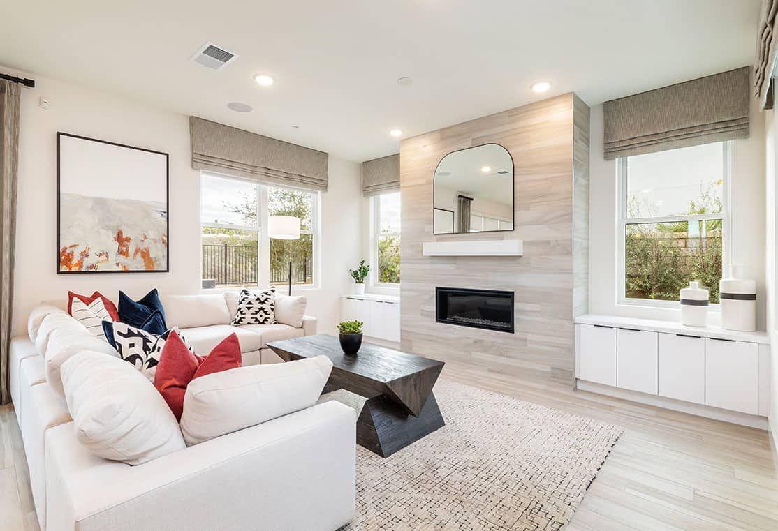 Sendero Collection Plan 1 | Living Room