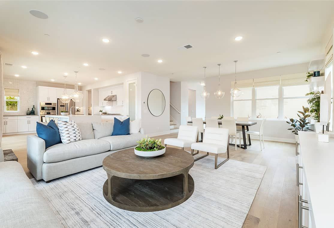 Sendero Collection Plan 2 | Dining and Living room