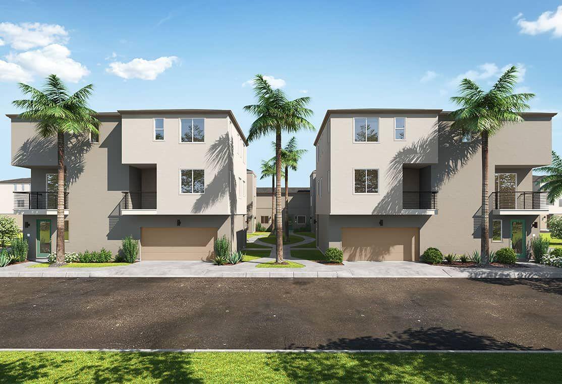 Marea 14 Plex Building | Scheme 2 Rendering