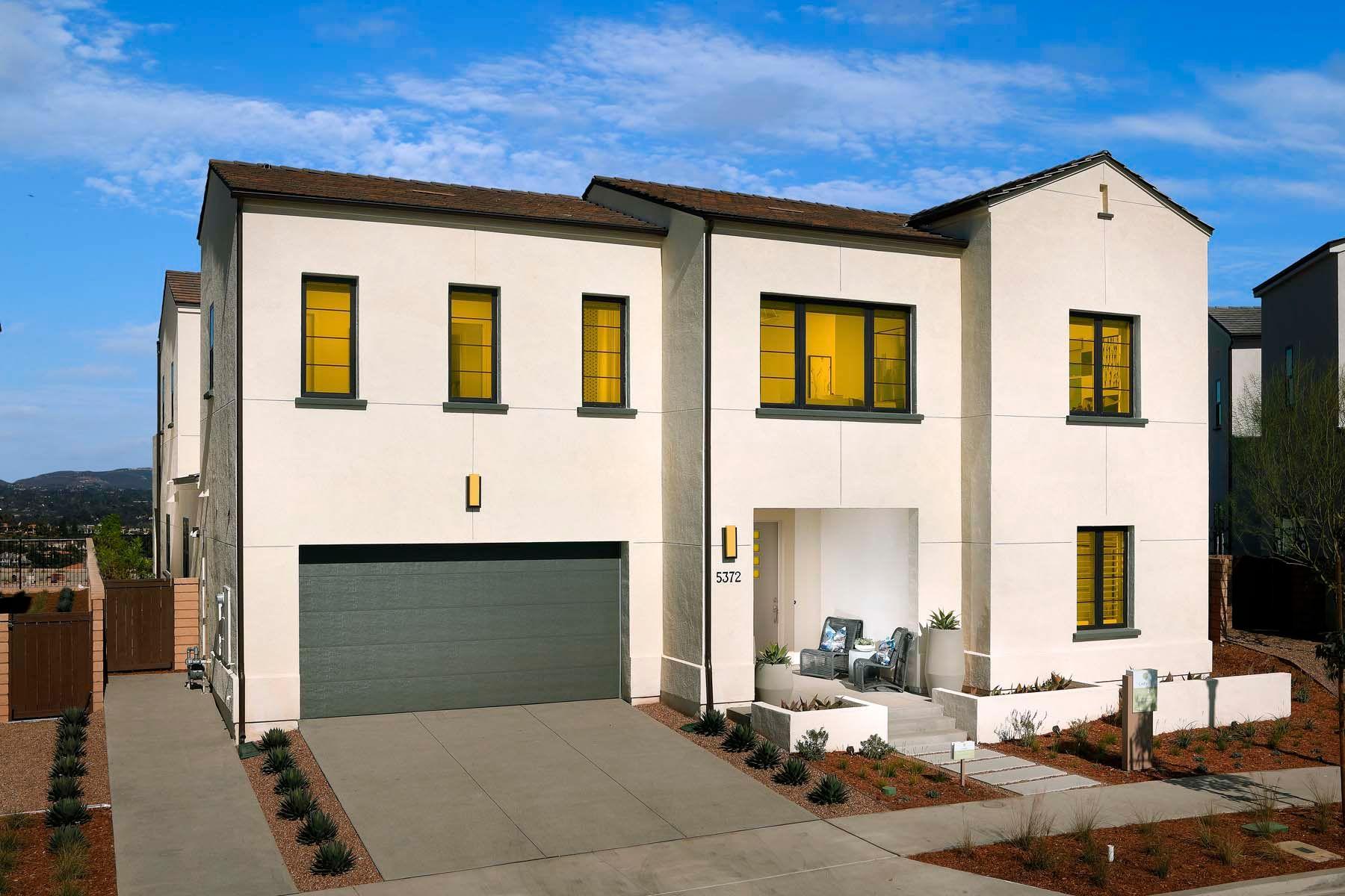 PDH-residence-PRD-Carmel2a-ExtR:Carmel - Plan 2 - Front Exterior