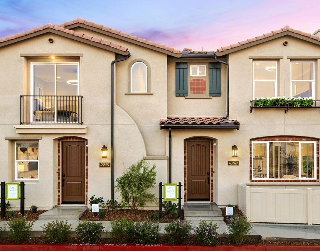 Cerro-at-Rancho-Soleo-Model-Home-Exterior-2-2:Cerro at Rancho Soleo Model Home Exterior