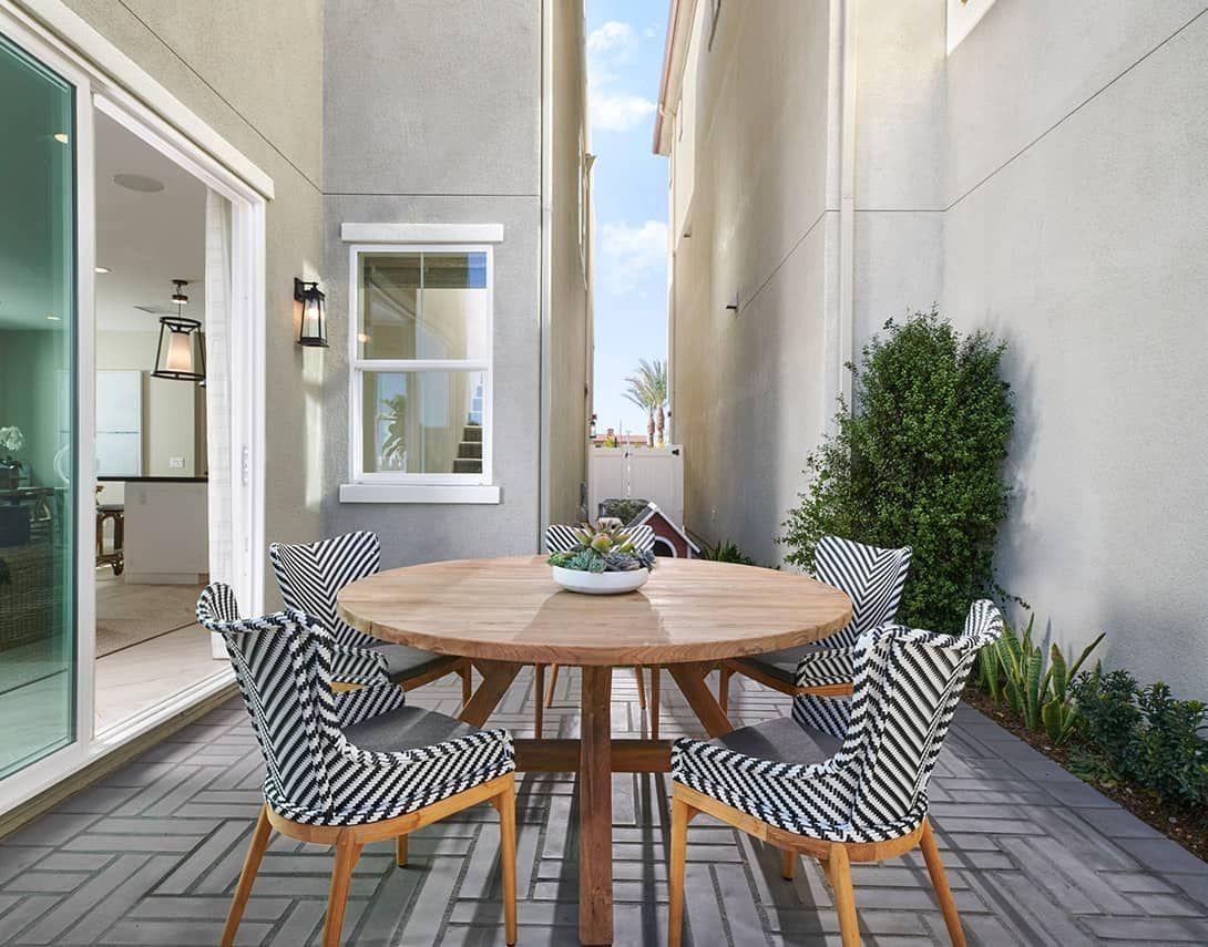Cerise At Canvas Plan 2 Model Home Porch
