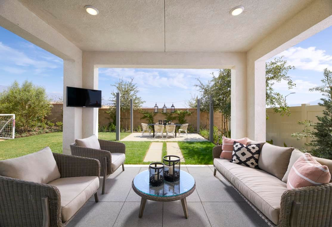 Centerstone Plan 3 - Available Covered Patio
