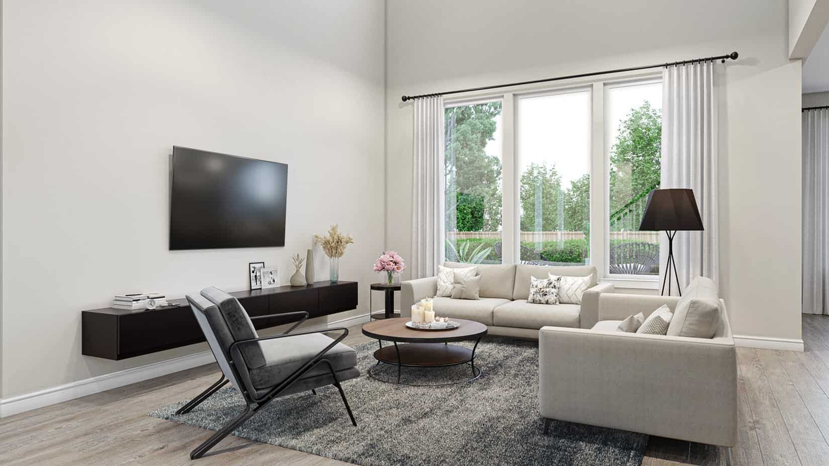 Representative Only | Finch Plan | Family Room