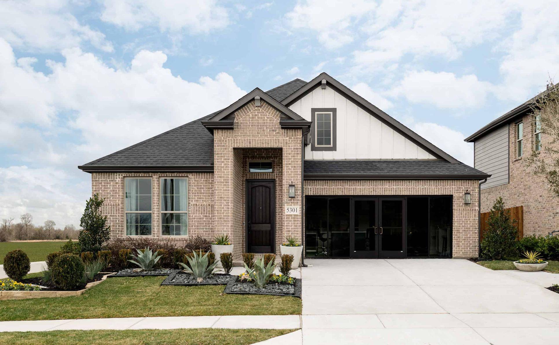 Exterior:Madison Model Home