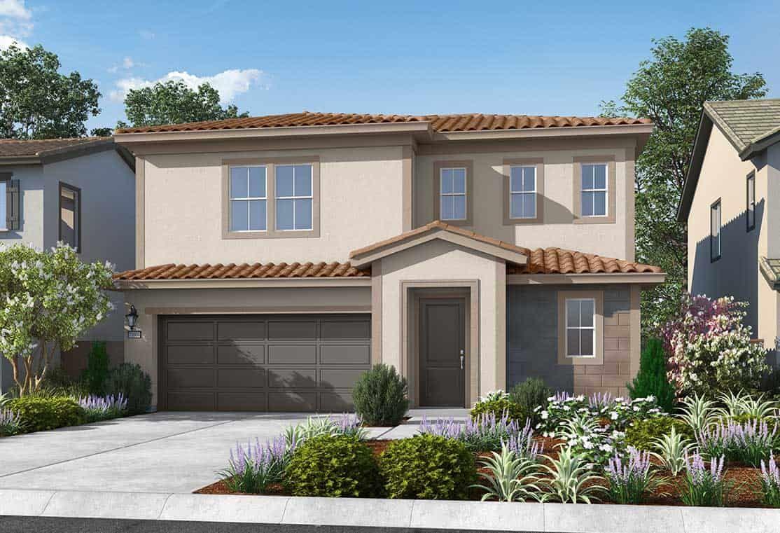 Creekstone Plan 1C - Italian Villa