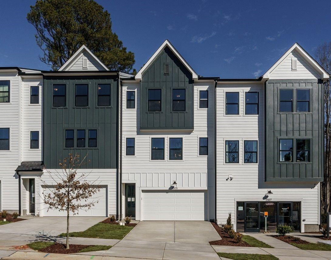 Waterside- Residence 1 | Elevation