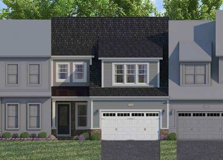 Hanover Exterior Style 1