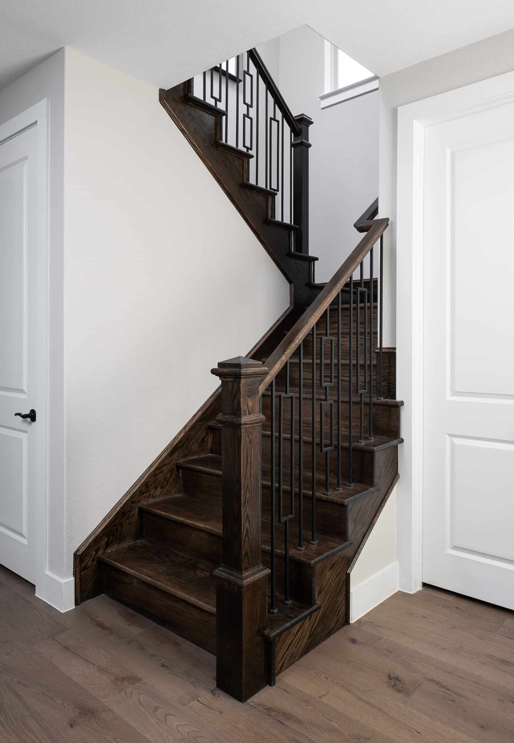Stairs:Lillian Model Home