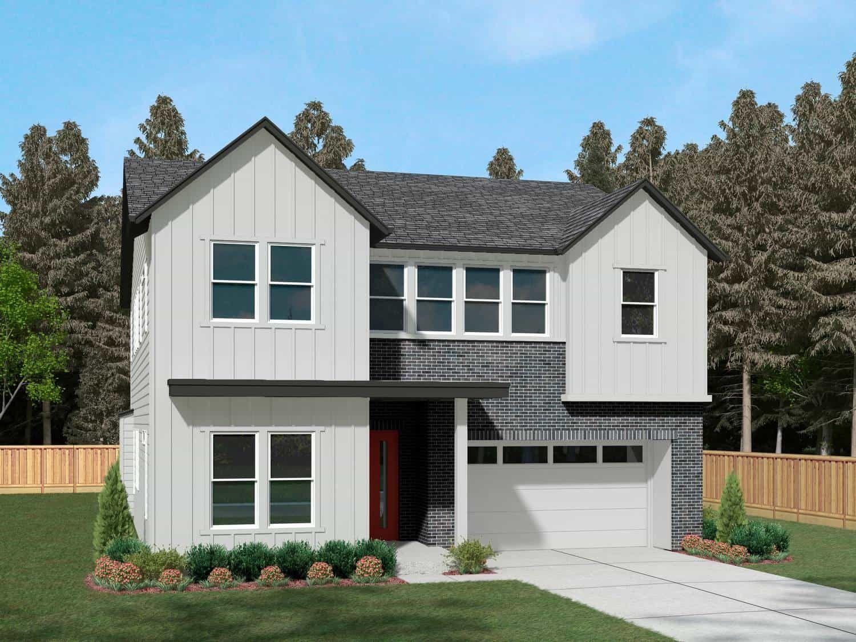 Homesite 8:Exterior Style A