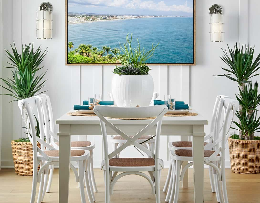 Dining Room Interior Detail