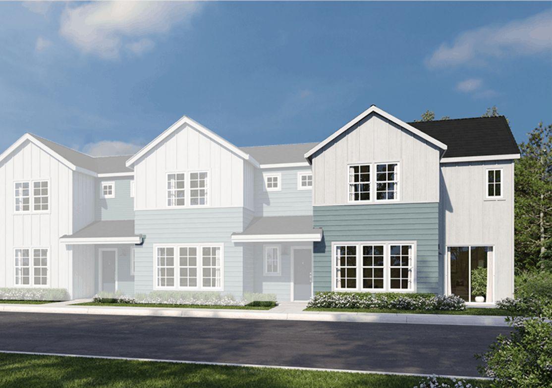Plan C | Exterior:Farmhouse