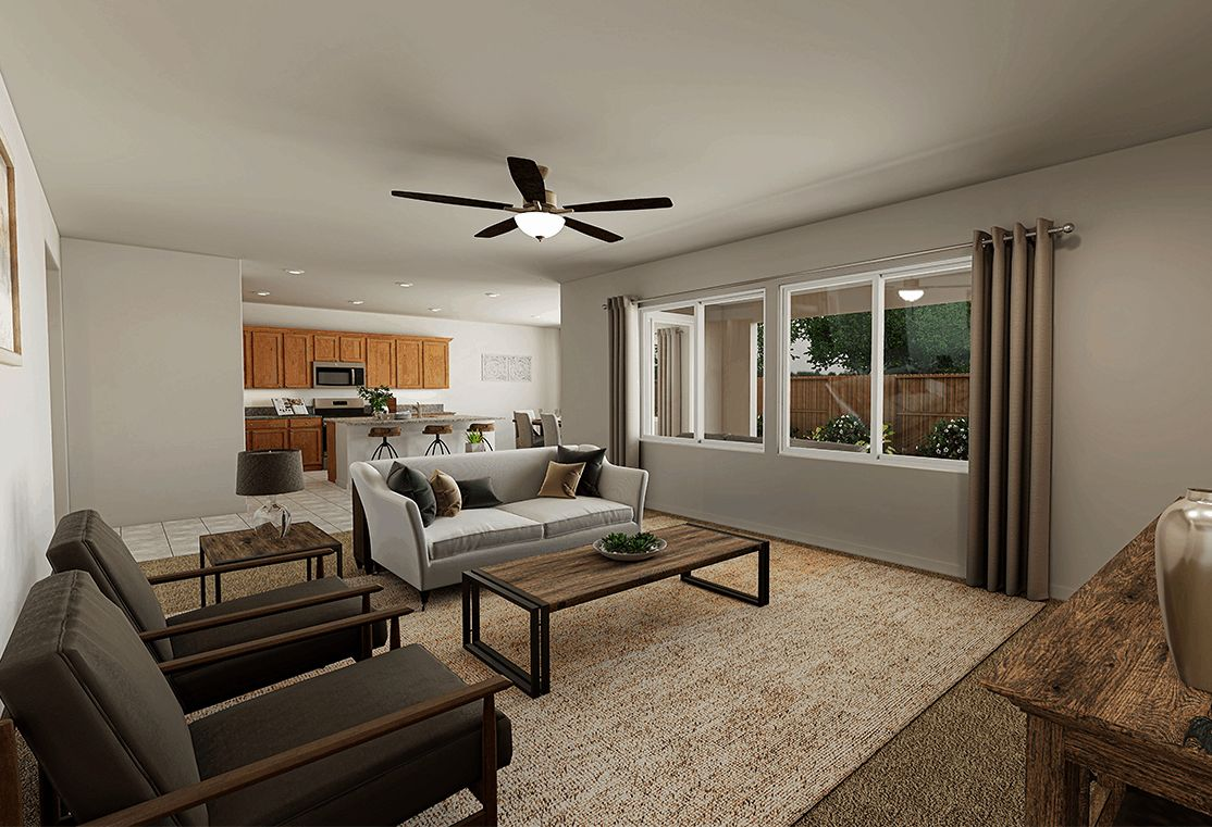Radiance Plan 3 Great Room