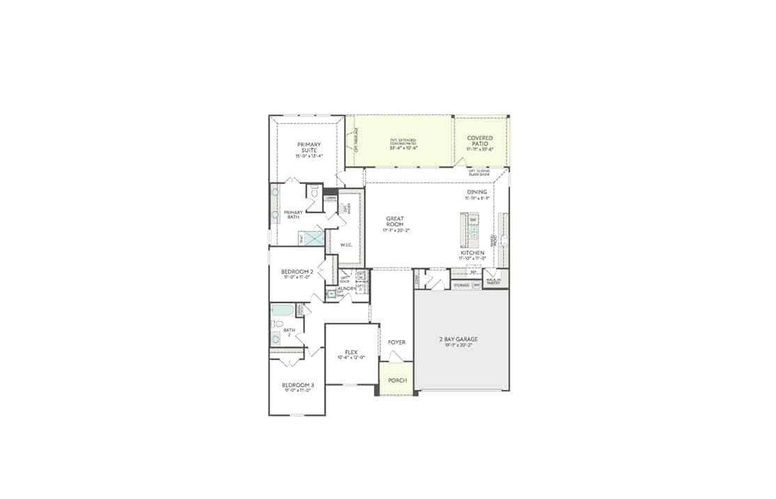 Asher Floor Plan:Floor Plan Image
