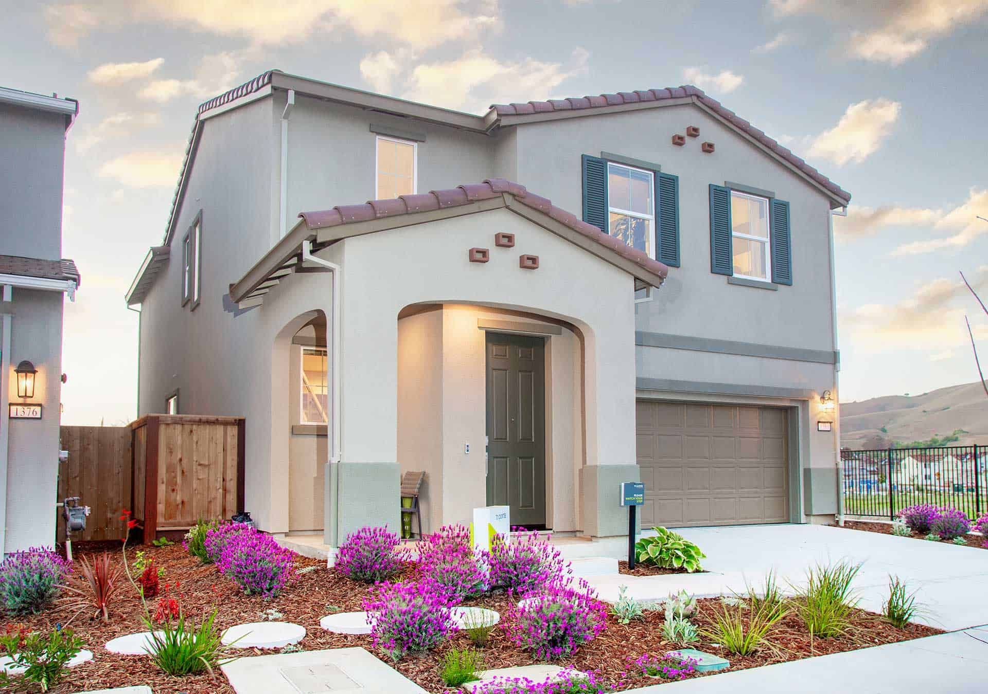 Marigold at The Villages - Plan 4