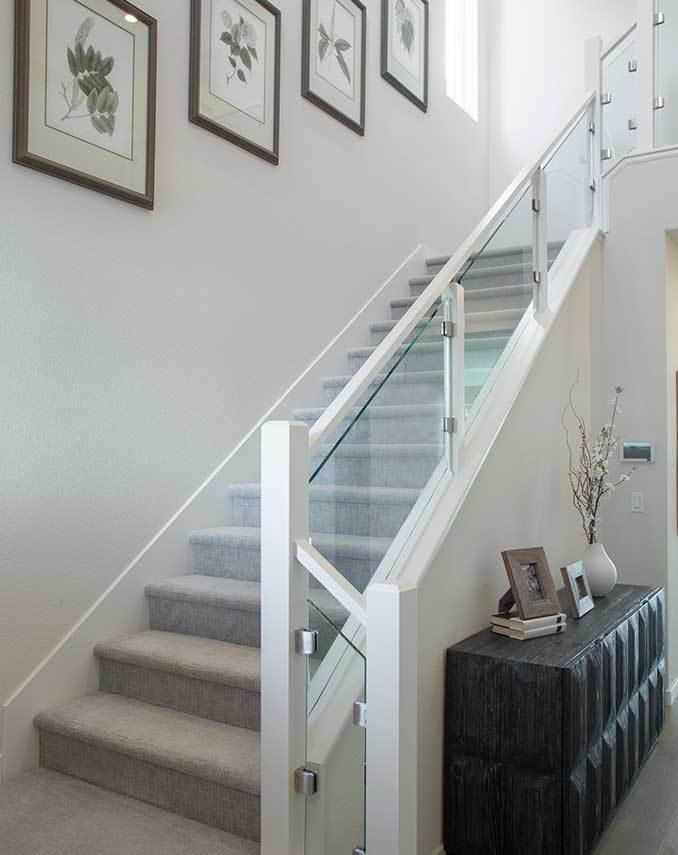 Plan 4 - Entry Stairs