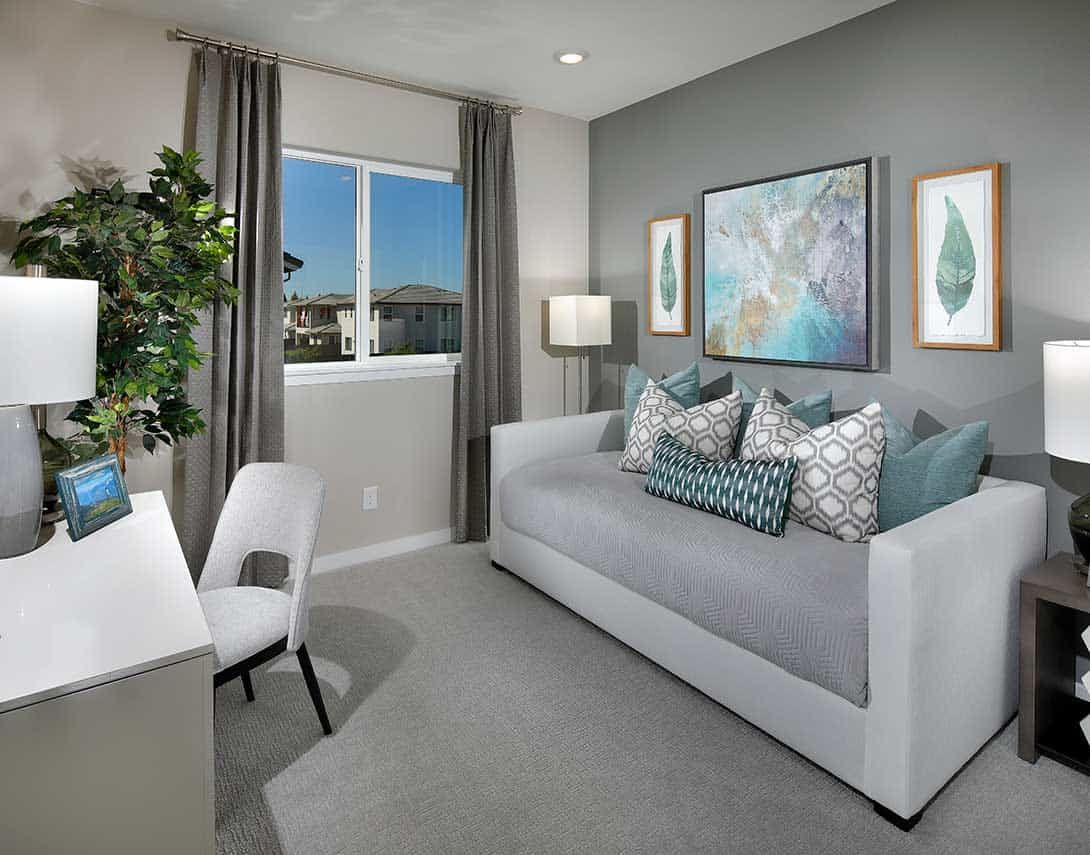 Everly at Natomas Meadows Plan 2 Bedroom