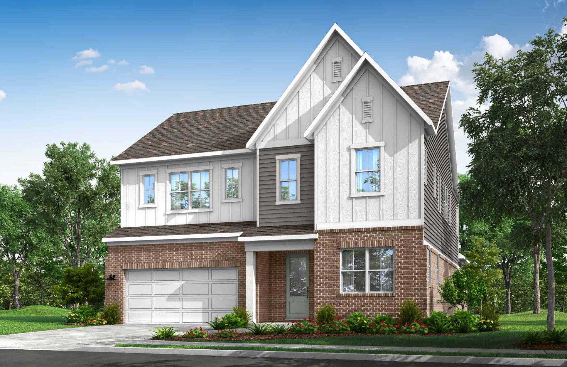 Kenley | Single Family Exterior Homesite 1