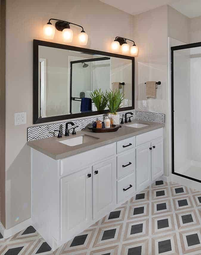 Radiance Plan 1 Bathroom 1