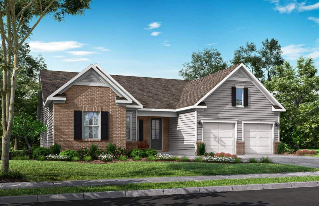 McLean Overlake | Plan 2 Exterior Style A